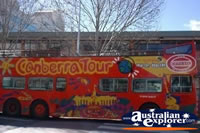 Canberra Tour Bus . . . CLICK TO ENLARGE