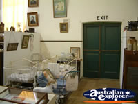 Corowa Museum Nursery Artifacts . . . CLICK TO ENLARGE
