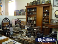 Corowa Museum Office Artifacts . . . CLICK TO ENLARGE
