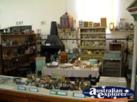 Corowa Museum Kitchen Artifacts . . . CLICK TO ENLARGE