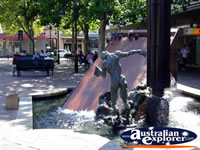Parramatta Statue . . . CLICK TO ENLARGE