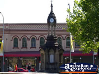 Parramatta Clock . . . CLICK TO ENLARGE