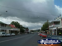 Street in Braidwood . . . CLICK TO ENLARGE