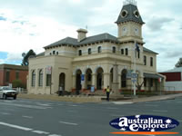 Tenterfield Post Office . . . CLICK TO ENLARGE