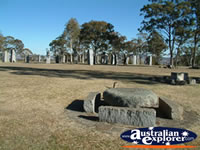 Celtic Country Circle of Stones Glen Innes . . . CLICK TO ENLARGE