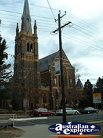 Another Cathedral in Armidale . . . CLICK TO ENLARGE