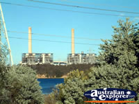 Muswellrook Power Plant . . . CLICK TO ENLARGE