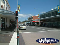 Nowra Main Street . . . CLICK TO ENLARGE