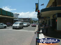 Main Street in Nowra . . . CLICK TO ENLARGE