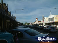 Cars Parked at Goulburn Street . . . CLICK TO ENLARGE