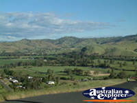 Gundagai View from Lookout . . . CLICK TO ENLARGE