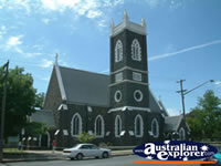 Church in Tumut . . . CLICK TO ENLARGE