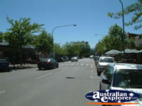 Main St in Tumut . . . CLICK TO ENLARGE