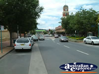 Albury Main Street . . . CLICK TO ENLARGE