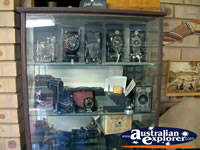 Canowindra Historical Museum Camera Display . . . CLICK TO ENLARGE