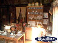 Canowindra Historical Museum Dining Room . . . CLICK TO ENLARGE
