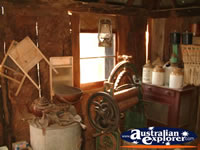 Canowindra Historical Museum Wash Room . . . CLICK TO ENLARGE