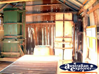 Canowindra Historical Museum Shed . . . CLICK TO ENLARGE