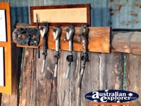 Canowindra Historical Museum Tools . . . CLICK TO ENLARGE