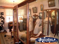 Canowindra Historical Museum Wedding Display . . . CLICK TO ENLARGE