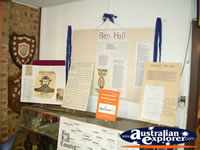 Historical Museum Ben Hall Display . . . CLICK TO ENLARGE