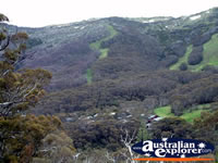 Thredbo Mountains View . . . CLICK TO ENLARGE