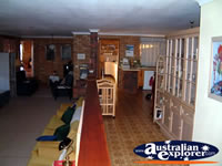 Inside Tallawalla retreat, Dorrigo . . . CLICK TO ENLARGE