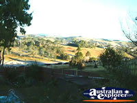 Dorrigo, Stunning Views from Tallawalla Retreat . . . CLICK TO ENLARGE