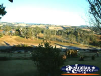 Dorrigo - View from Tallawalla Retreat . . . CLICK TO ENLARGE