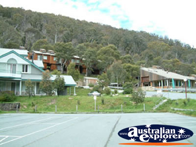 Thredbo Buildings . . . VIEW ALL THREDBO PHOTOGRAPHS