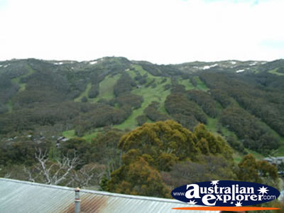 View of Thredbo . . . VIEW ALL THREDBO PHOTOGRAPHS