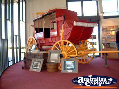 Bathurst Visitor Centre Coach . . . VIEW ALL BATHURST PHOTOGRAPHS