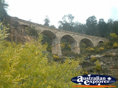 View from the Train Zig Zag Railway Lithgow . . . VIEW ALL LITHGOW PHOTOGRAPHS