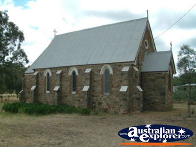 Bethungra Church . . . VIEW ALL BETHUNGRA PHOTOGRAPHS