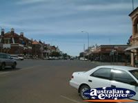 Cootamundra Main Street . . . CLICK TO ENLARGE