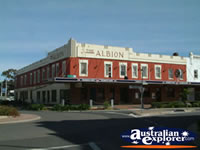 Cootamundra Albion Hotel . . . CLICK TO ENLARGE