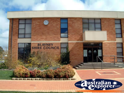 Blayney Shire Council . . . CLICK TO VIEW ALL BLAYNEY POSTCARDS