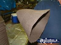 Akubra Hat Factory Tour Hat . . . CLICK TO ENLARGE
