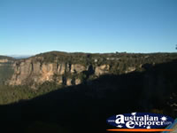 Echo Point in Katoomba View . . . CLICK TO ENLARGE