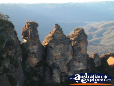 Katoomba Three Sisters . . . VIEW ALL KATOOMBA PHOTOGRAPHS