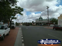 View Down Coolamon Main Street . . . CLICK TO ENLARGE
