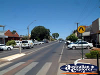 Cobar, Main Street . . . CLICK TO ENLARGE