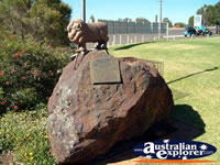 Cobar Mining and Pastoral  Memorial . . . CLICK TO ENLARGE