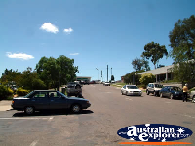 Bega Main Street . . . CLICK TO VIEW ALL BEGA POSTCARDS