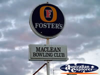 Maclean Bowling Club . . . CLICK TO ENLARGE