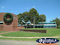 Moruya Council Building . . . CLICK TO ENLARGE