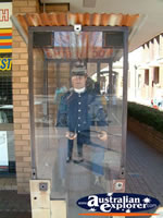 Old Dubbo Gaol Policeman Display . . . CLICK TO ENLARGE