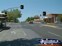 Main Street in Cowra . . . CLICK TO ENLARGE
