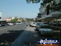 Cowra Main St . . . CLICK TO ENLARGE