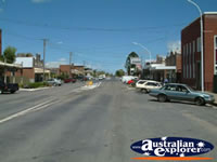 Boorowa Main Street . . . CLICK TO ENLARGE